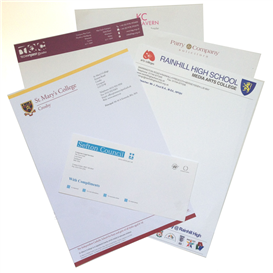 A4 Double side letterheads